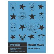 Note Animal Magic Scrapbook 64 Pages 330 x 245 100gsm Paper