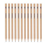 Staedtler Natural Graphic Pencils 2B Box 12