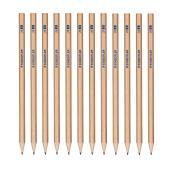 Staedtler Natural Graphic Pencils 2B Box 12