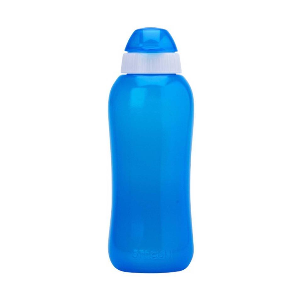 Smash Kids Stealth Drink Bottle 330ml Blue Each