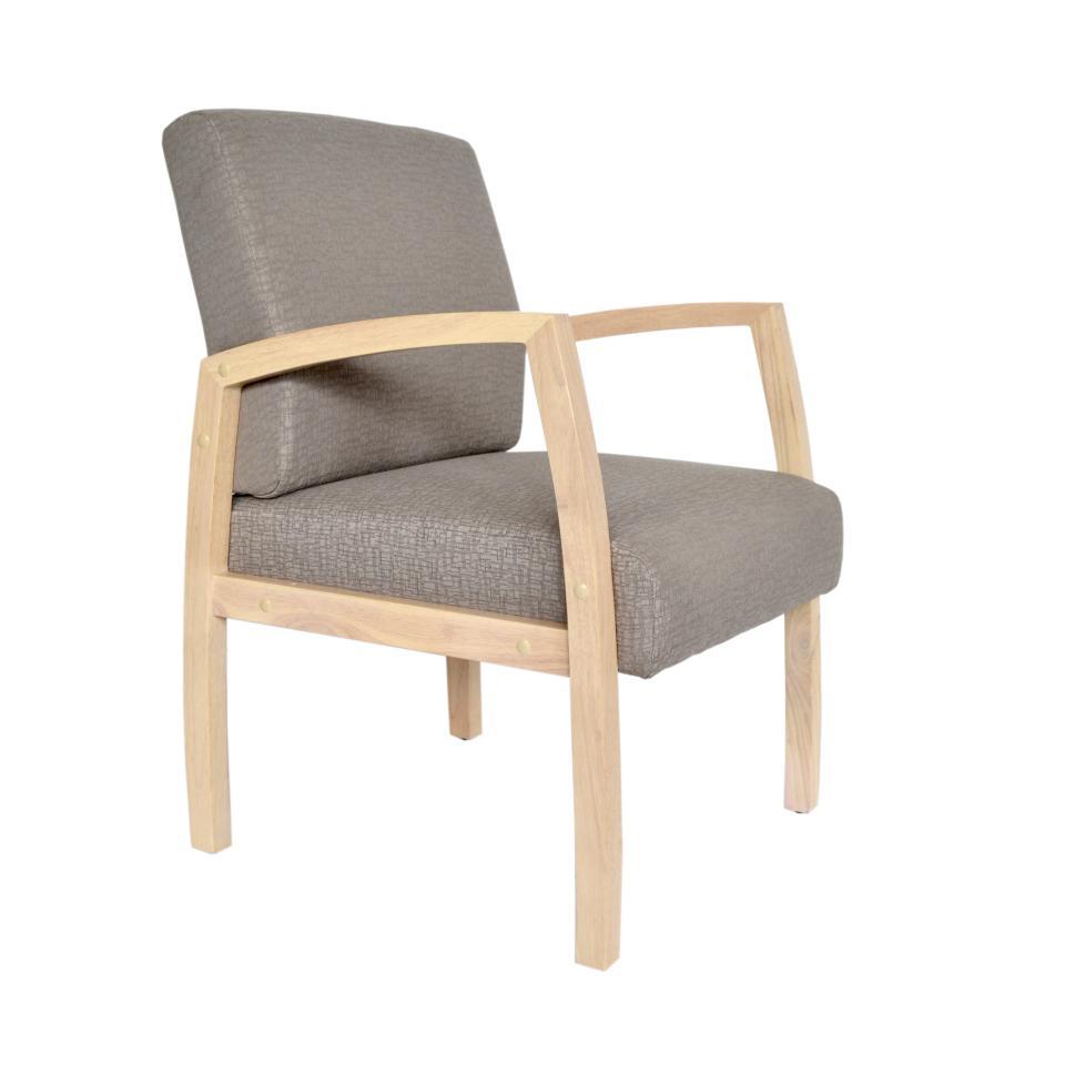 Ergocare Bella Medium Back Chair Gravel
