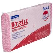 Wypall 94143 Extra Wipers 60cmx30cm Red Pack 20