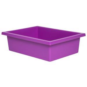 Elizabeth Richards Plastic Tote Tray 125(h) x 320(w) x 430(d)mm Purple