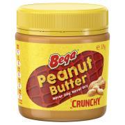 Bega Crunchy Peanut Butter 375g Jar
