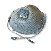 Prochoice Pc822 P2 Disposable Valved Mesh Respirator Box 12