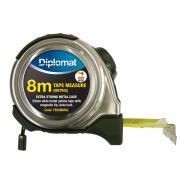 Diplomat 8M AutoLock Measuring Tape