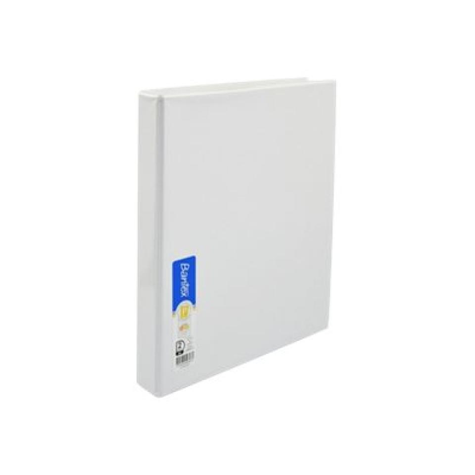 Bantex Insert A4 Binder 2D Ring Capacity 19mm White