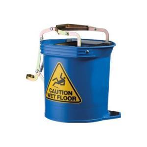 Oates Contractor Mop Bucket Blue 16Lt IW-020B