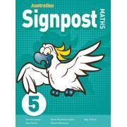Australian Signpost Maths 5 Student Book 3rd Ed