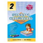 Grammar Conventions Book 2 3rd Ed Teachers 4 Teachers Harry O'Brien