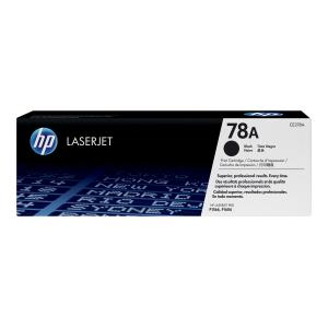 HP LaserJet 78A Black Toner Cartridge - CE278A