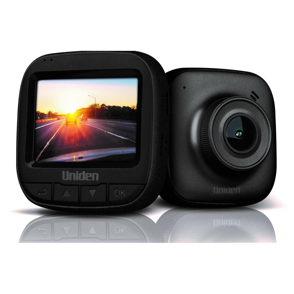Uniden Full HD Smart iGO CAM 30 With 2 Inch LCD Colour Screen