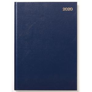 Winc 2020 Hardcover Diary A4 Week to View Navy