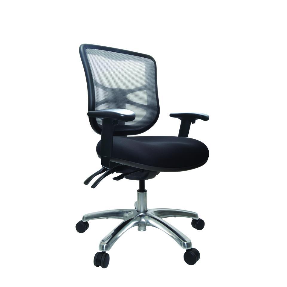 Buro Metro Task Chair Black