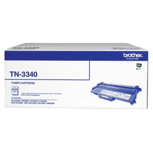 Brother TN-3340 Black Toner Cartridge