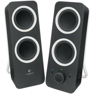 Logitech Multimedia Speakers Z200 Midnight Black