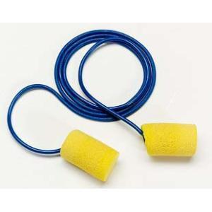 311-1101 Earplugs Classic Corded Yellow 21Db Box 200