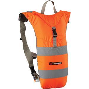 Caribee 6324 Nuke High Visibility Hydration Backpack 3L Orange