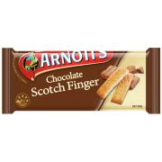 Arnotts Chocolate Scotch Fingers 250g