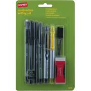 Staples Writing Combination Ballpoint Pen Black Box 8