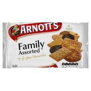 Arnotts Family Assorted Biscuits 500g