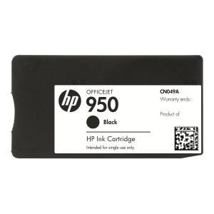 HP 950 Black Ink Cartridge - CN049AA