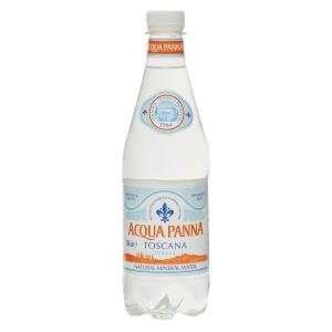 Acqua Panna Still Mineral Water PET Bottle 500ml Carton 24