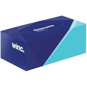 Winc Facial Tissue 2 Ply Box 200