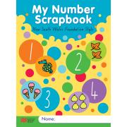 My Number Scrapbook For NSW Isbn 9780732979843