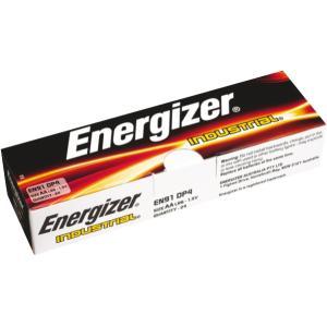 Energizer Industrial EN91 1.5V Alkaline AA Battery Pack 24