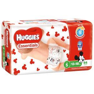 Huggies Essential Nappy Walker Ctn 176