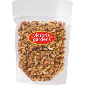 Victoria Gardens Premium Cashews Salted 1kg