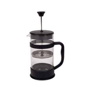 Connoisseur Coffee Plunger 3 Cup 350ml Black