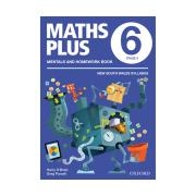 Maths Plus NSW Aus Curriculum Ed Mentals & Homework Book 6 Revised Ed 2016
