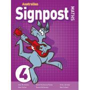 Australian Signpost Maths 4 Student Book 3rd Ed