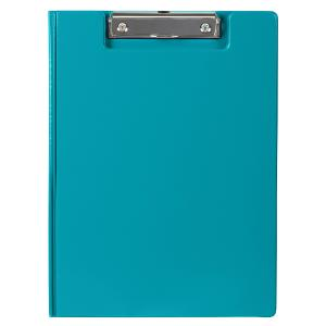 Marbig Summer Colours Clipfolder A4 PE Blue