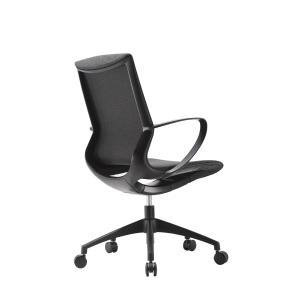 Winc Astute Affinity Mesh Chair Weight Balanced Black