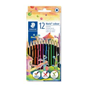 Staedtler Noris Colour Pencils Pack 12