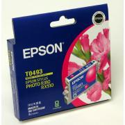 Epson T0493 Magenta Ink Cartridge - C13T049390