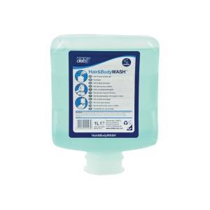 Deb Hair & Body Wash 1 Litre Cartridge