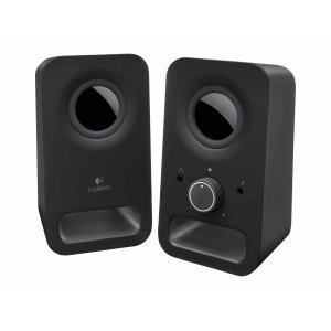 Logitech Z150 Stereo Speakers - Black