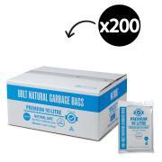 Austar Bin Liners 90 Litre Clear Carton 200