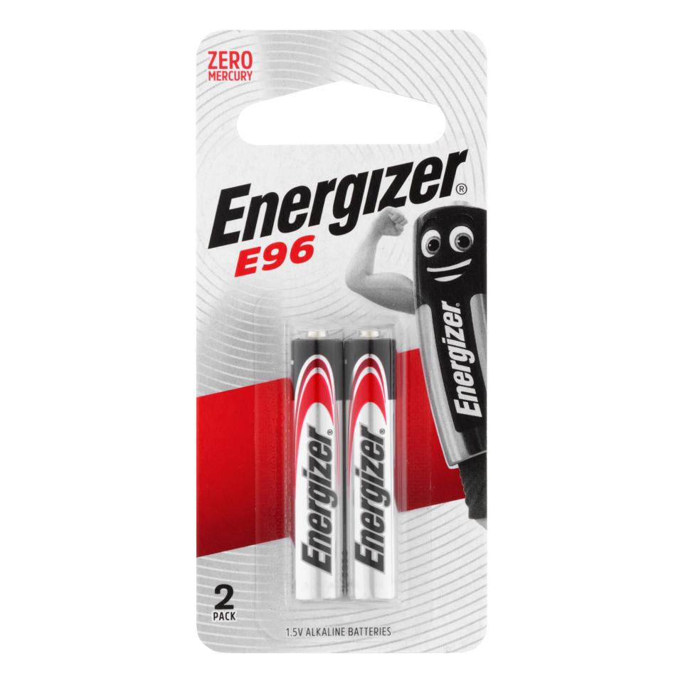 Energizer 1.5V Alkaline AAAA Battery Pack 2