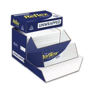 Reflex Copy Paper A4 Carbon Neutral Unwrapped Ultra White Box 2500 Sheet