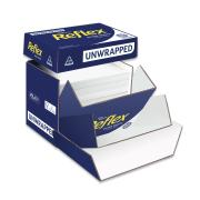 Reflex Ultra White Unwrapped Carbon Neutral Copy Paper A4 80gsm White Carton 2500 Sheets