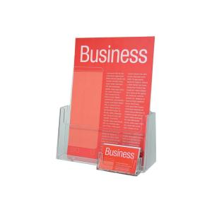 Esselte Brochure Holder Free Standing A4 Single With