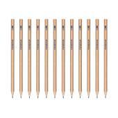 Staedtler Natural Graphite Pencils HB Box 12