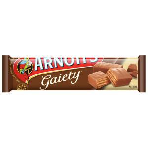 Arnotts Chocolate Gaiety 160g