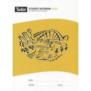 Tudor 64 Pages Unruled Buff Exercise Book