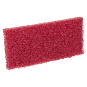 3M Doodlebug Red Pad 8243 Medium Duty Each